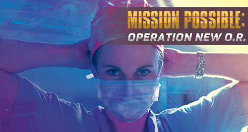 Mission Possible: Operation New O.R.